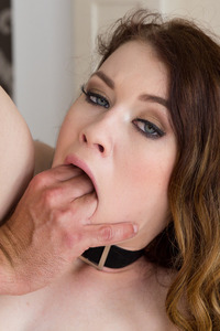 Misha Cross Gets Glorious Creampie
