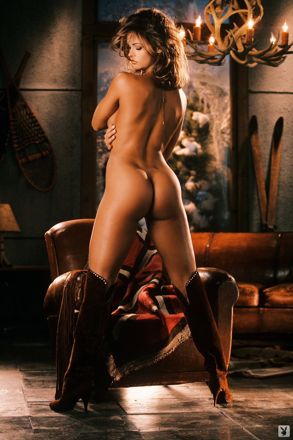 Karen mcdougal nude photos for playboy